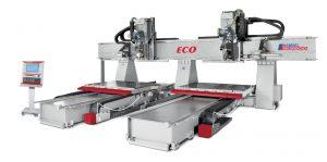 5 osiowe centrum obróbcze CNC  Reichenbacher ECO