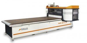 3 i 4 osiowe centrum obróbcze CNC  Busellato Easy Jet 7.10