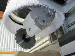 5 osiowe centrum obróbcze CNC  Busellato Jet Optima T5