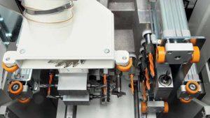 3 osiowe centrum wiercące CNC  Busellato Easy Smart